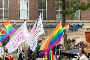 Loop mee met de Pride March in Rotterdam – Zaterdag 25 september